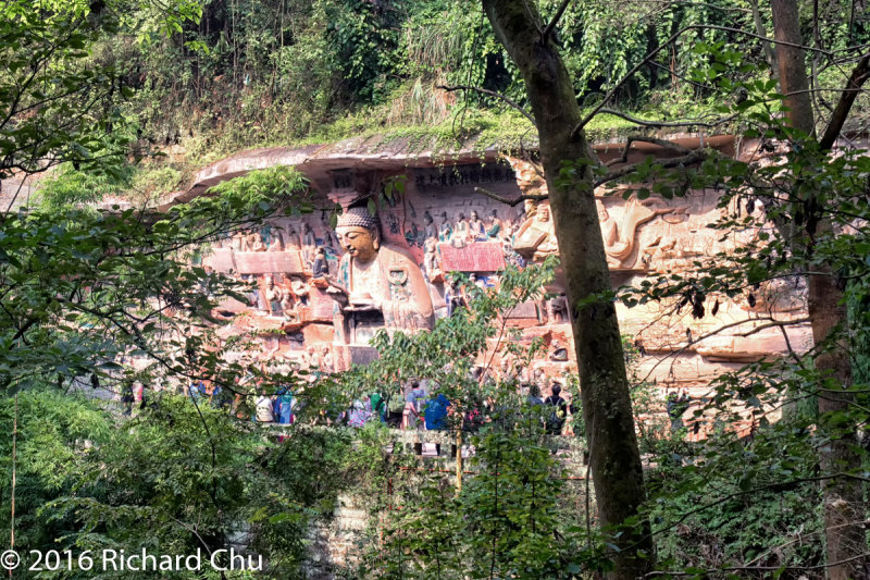 Dazu Rock Carvings 11