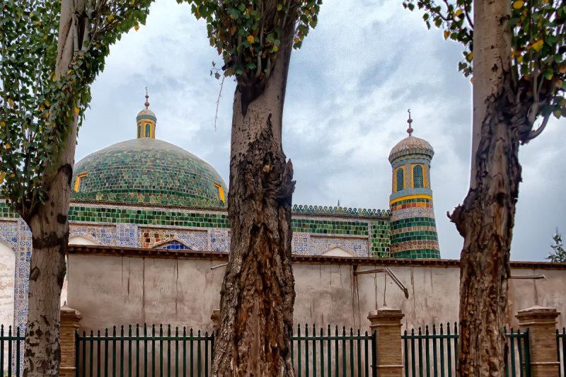 Kashgar Abakh Khoja Tomb 3