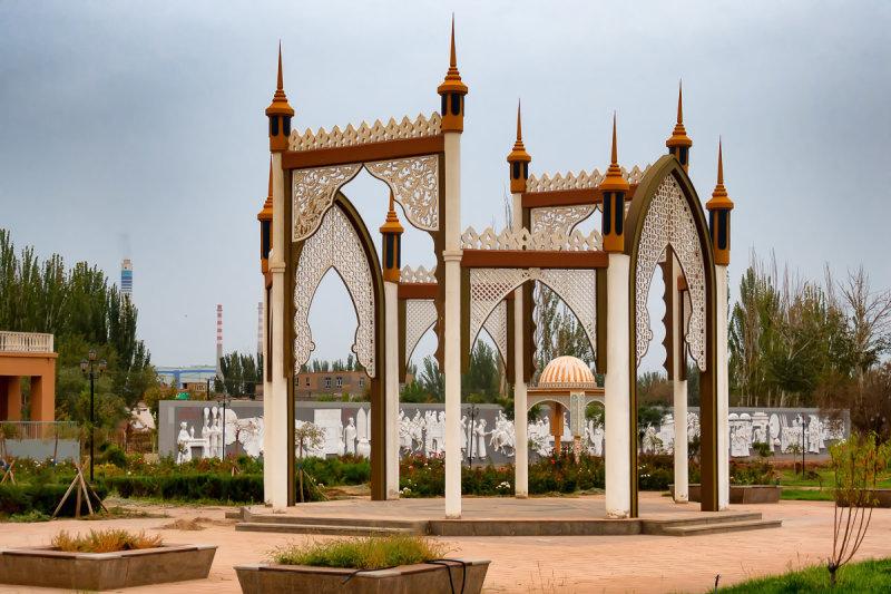 Kashgar Abakh Khoja Tomb 4