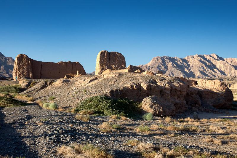 Subash Buddhist Ruins 1