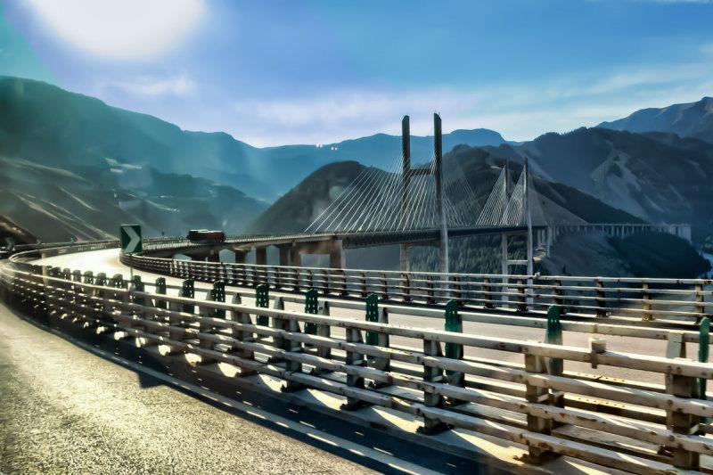 Fruit Valley Bridge