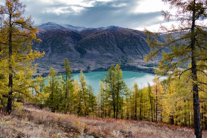 Kanas Lake 1