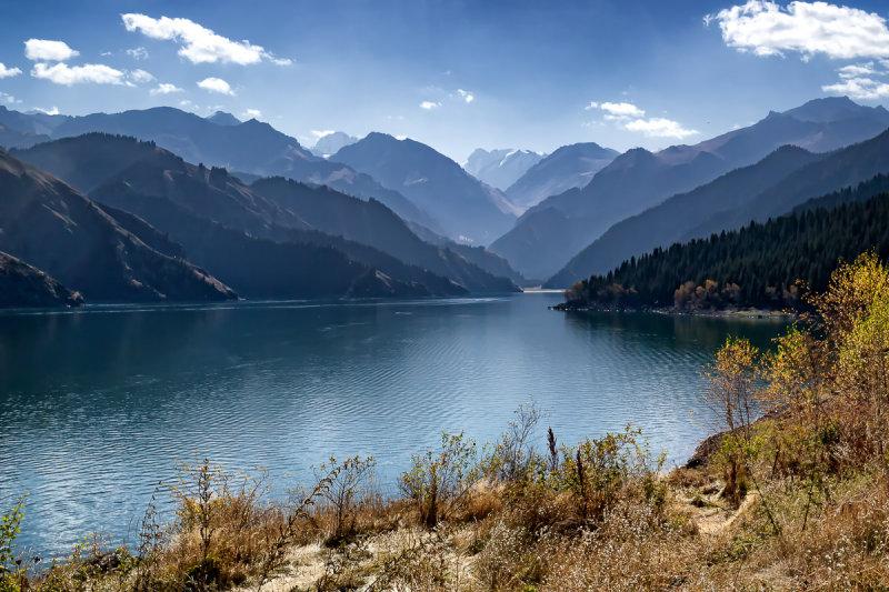 Tianshan Tianchi National Park 1