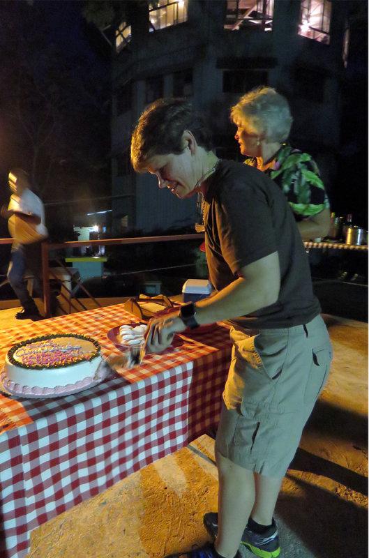 Micheles Birthday Cake