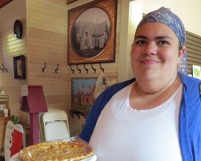 A Happy Tunbridge Piemaker