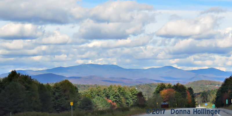 Ride to Montpelier VT Yesterday