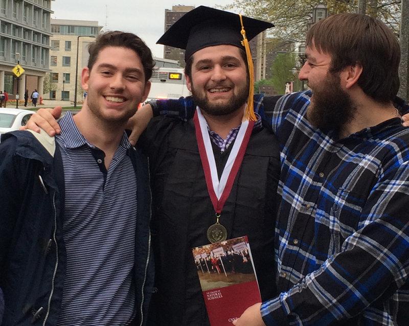 JonCarlo, Dom and Jared