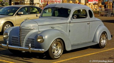 1939 Plymouth, or Thereabouts!