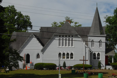 #44 St. Mark's Episcopal Church (in transition)