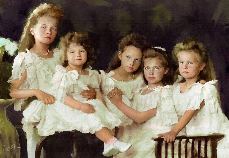 The Last Imperial Children Of Russia