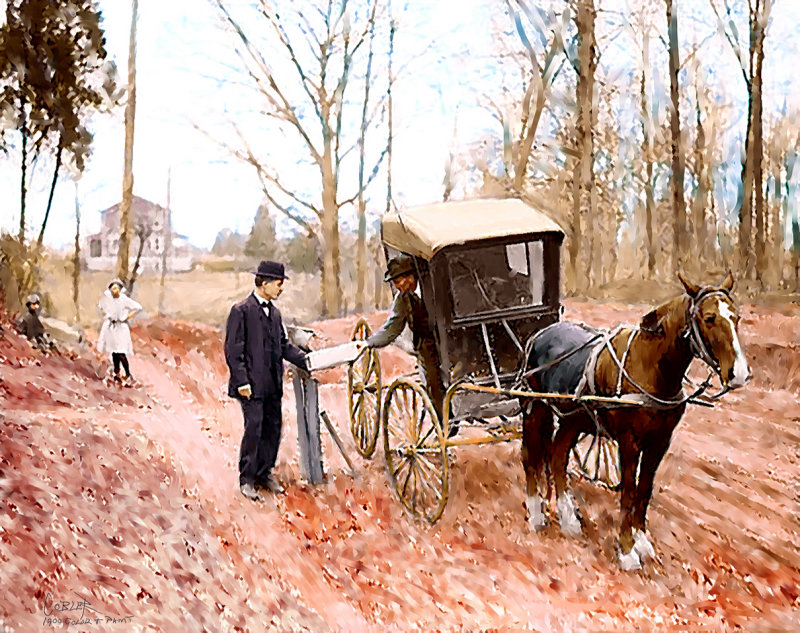 Rural Mail Delivery