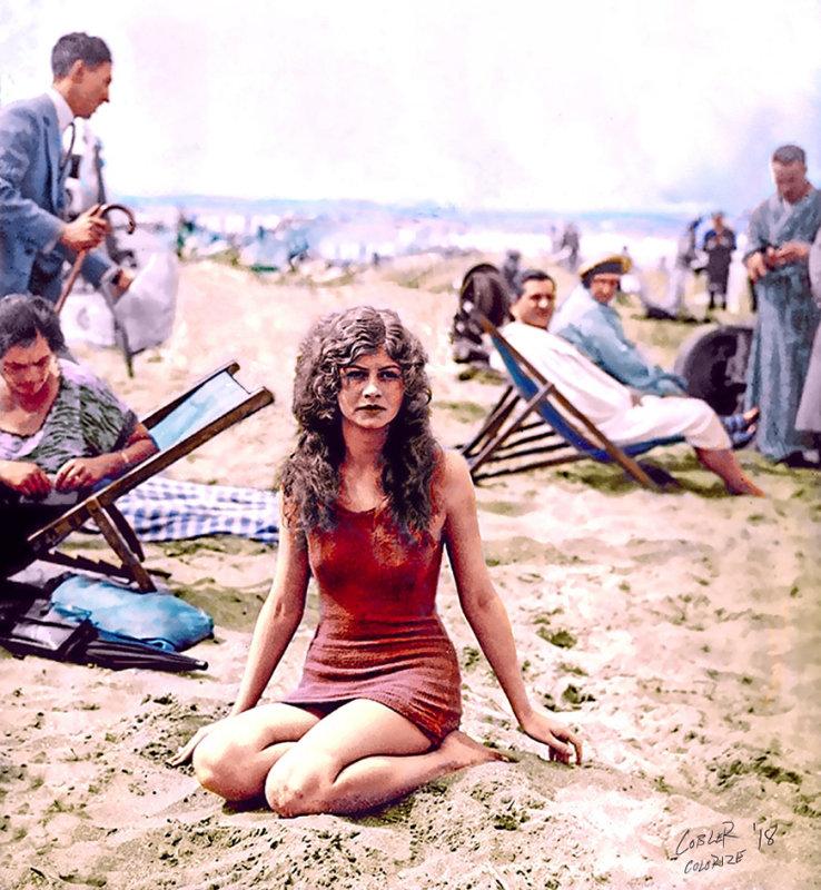 Beach Glamour