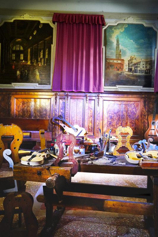 Violine Workshop