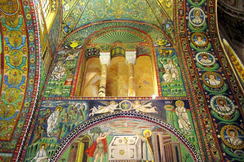Basilica di San Vitale in Ravena