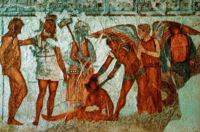 Etruscan Thomb