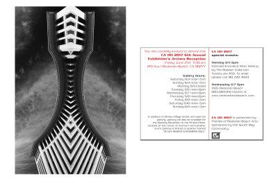 Redondo Beach Exhib. Details (June 2-11)