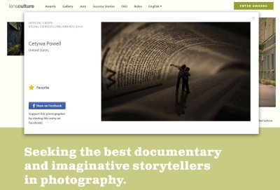LensCulture Visual Storytelling Competition