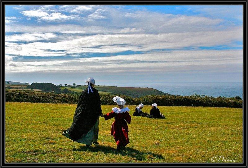 Retour en Bretagne.
