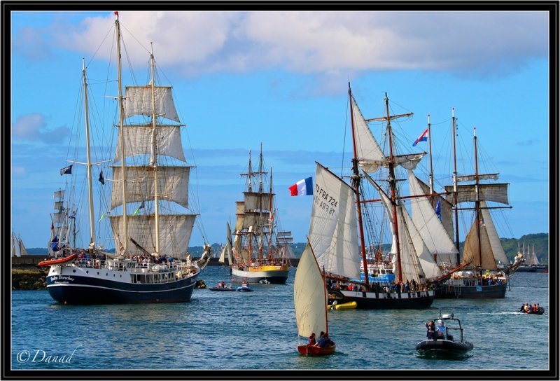 Brest. Fêtes Maritimes.