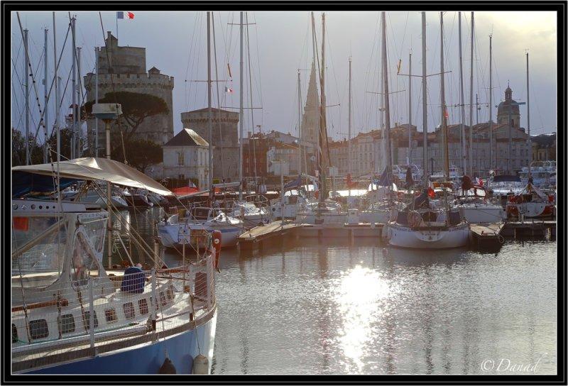 Entrée Maritime.