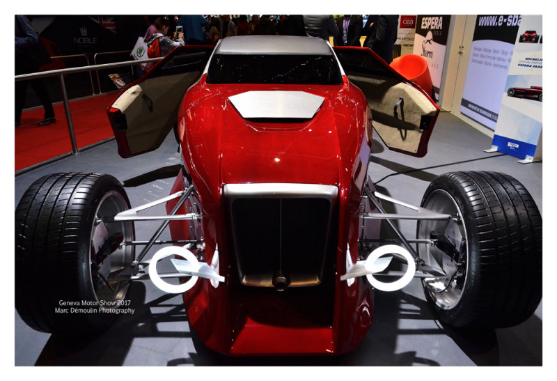 Geneva Motor Show 2017 - 7
