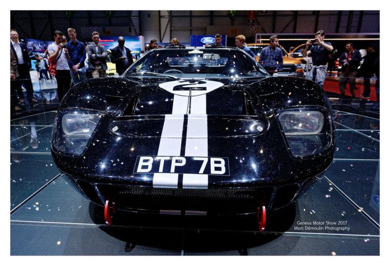 Geneva Motor Show 2017 - 22
