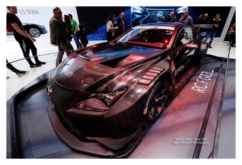 Geneva Motor Show 2017 - 41