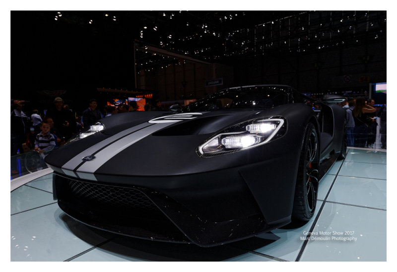 Geneva Motor Show 2017 - 46