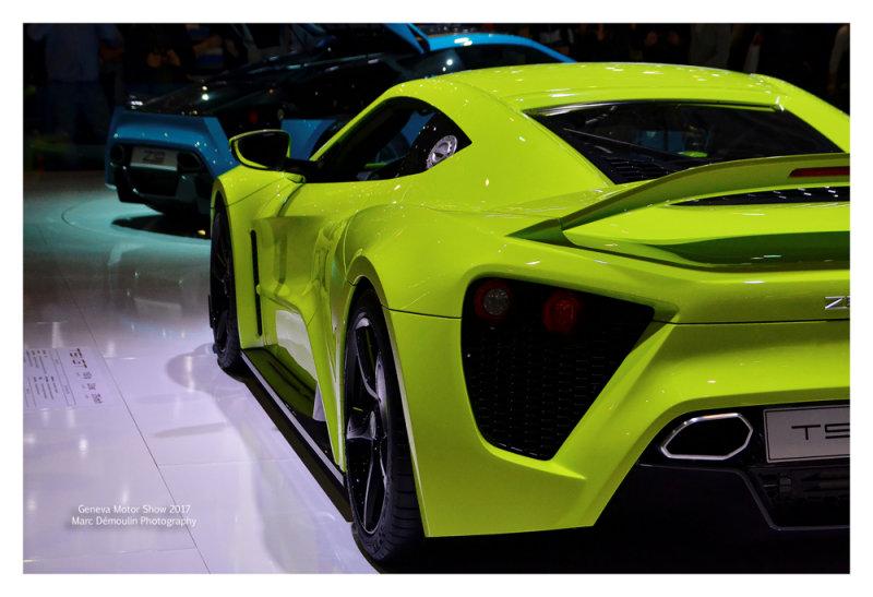 Geneva Motor Show 2017 - 48