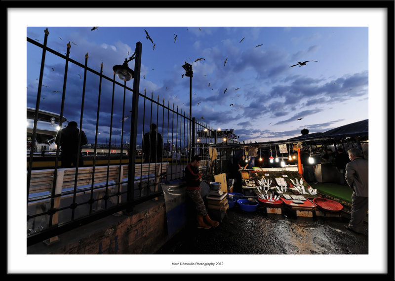 Karaköy, Istanbul, Turkey 2012