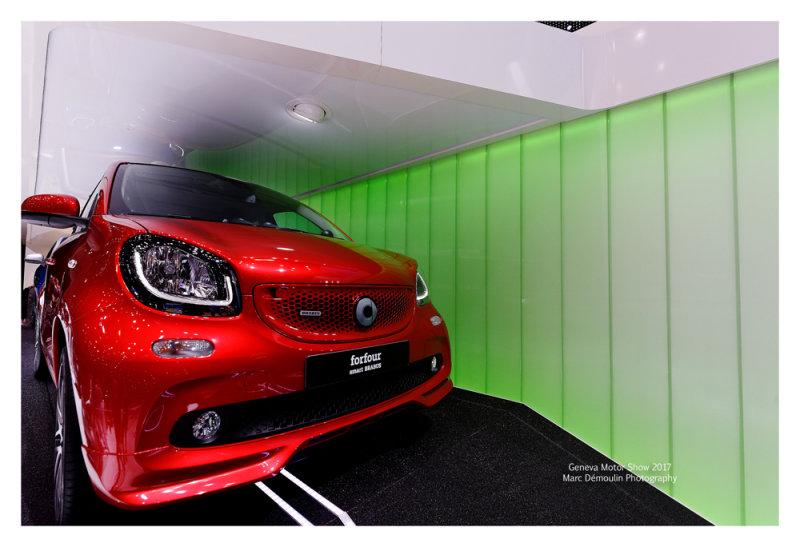 Geneva Motor Show 2017 - 70
