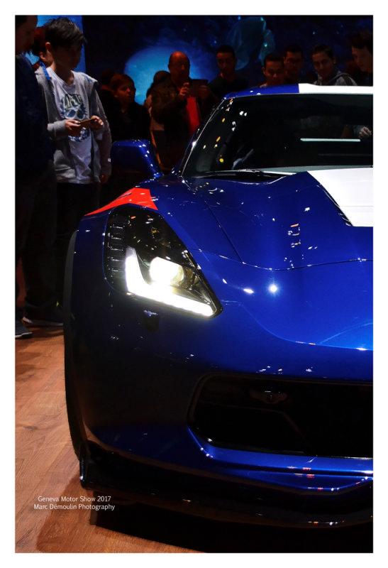Geneva Motor Show 2017 - 97