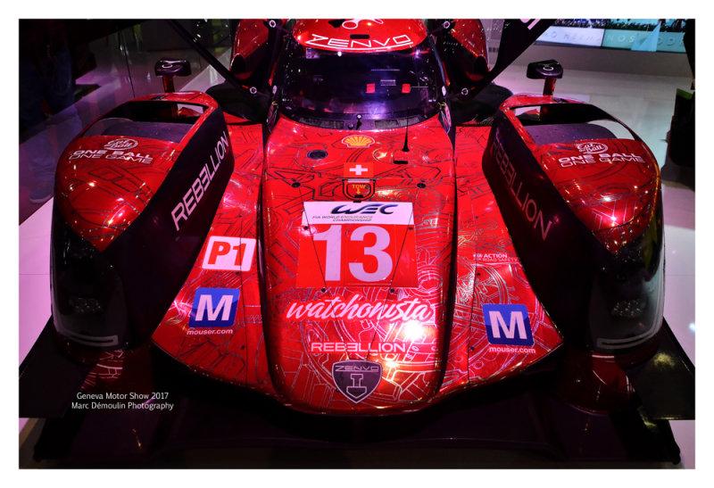 Geneva Motor Show 2017 - 100