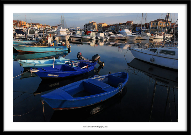 Harbour, Martigues, France 2007