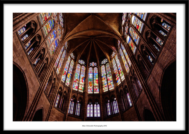 Basilica, Saint-Denis, France 2017