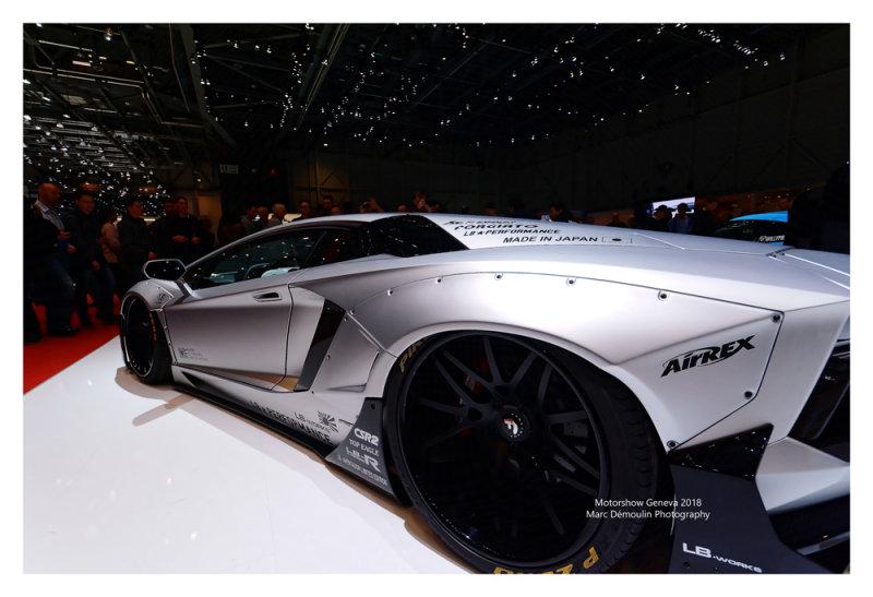 Motorshow Geneva 2018 - 3