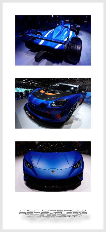 Motorshow Geneva 2018