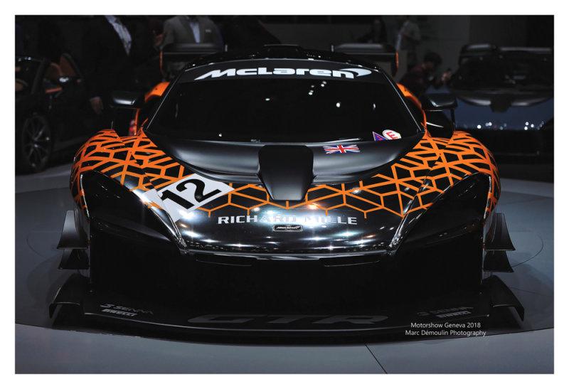 Motorshow Geneva 2018 - 70