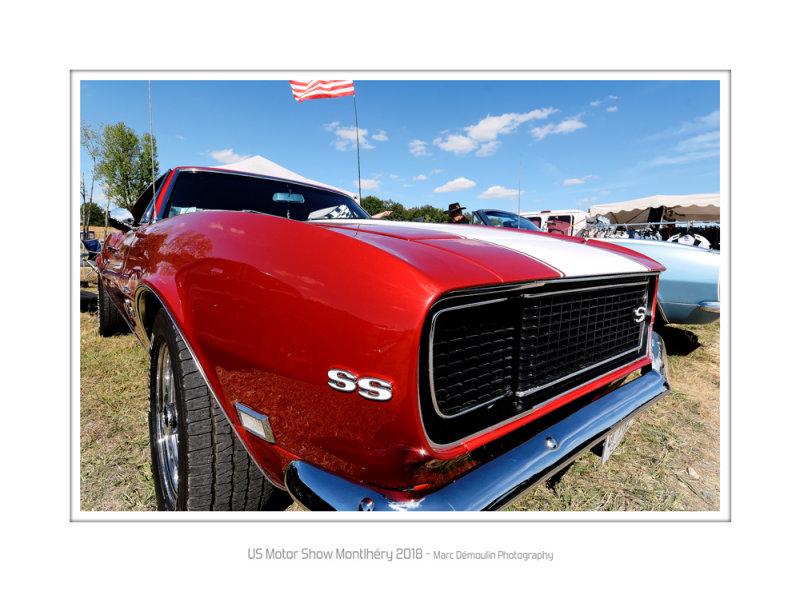 US Motor Show Montlhéry 2018 - 2