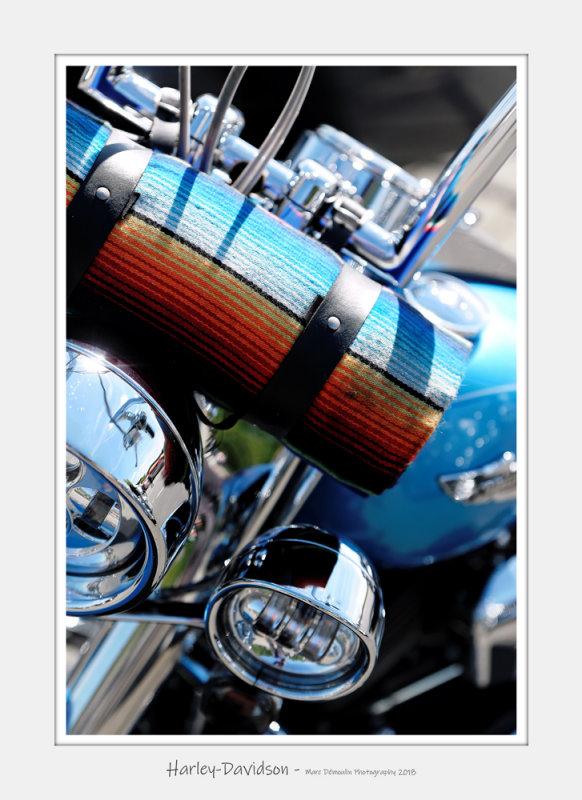Harley-Davidson 8