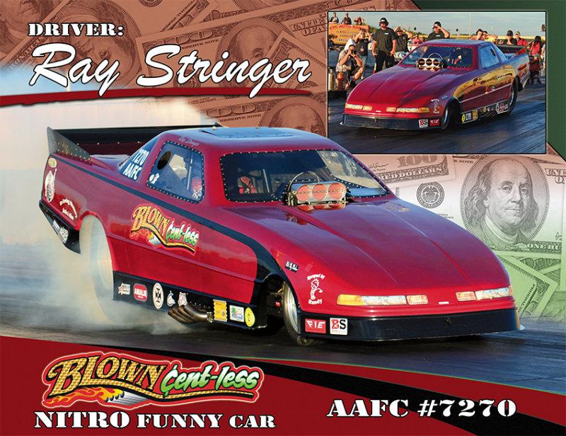 Ray Stringer NFC 2018