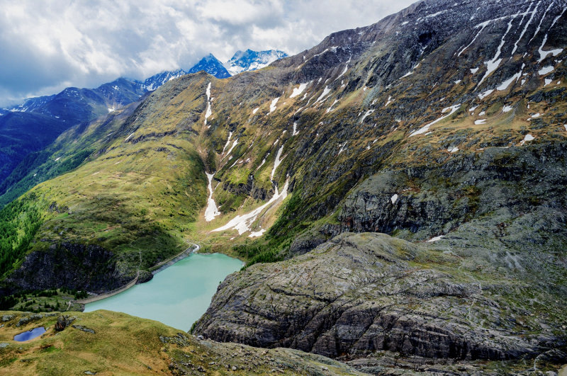 View from the Grossglockner