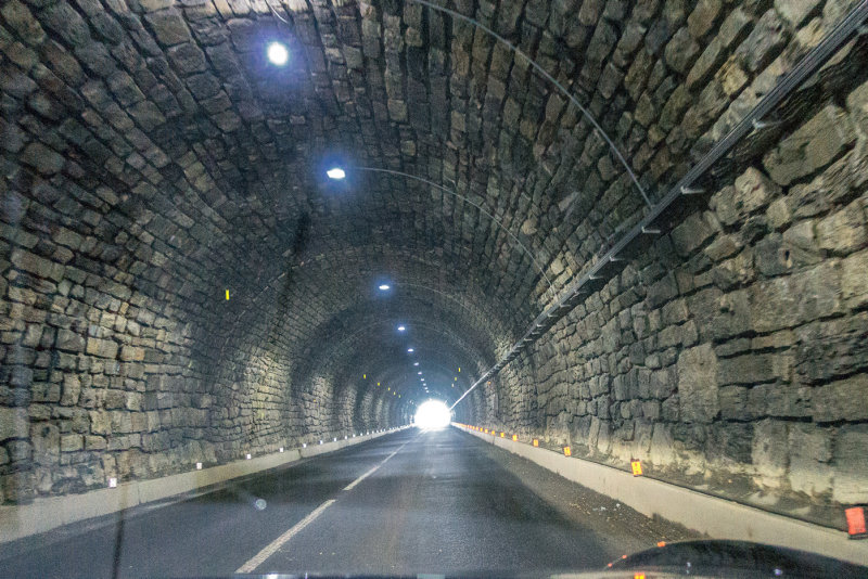 Grossglockner Tunnel