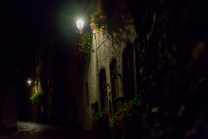 Beilstein at Night