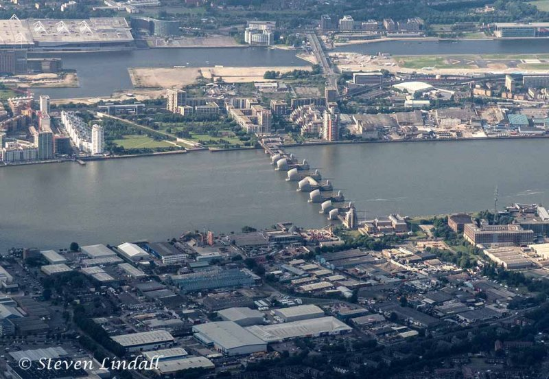 Thames Barrier - London