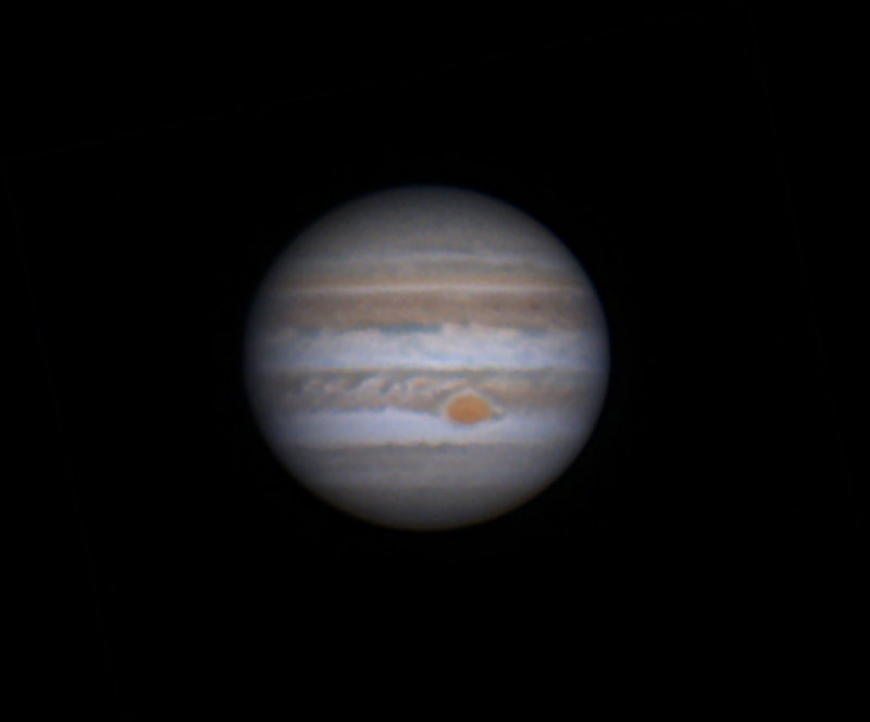Jupiter & GRS