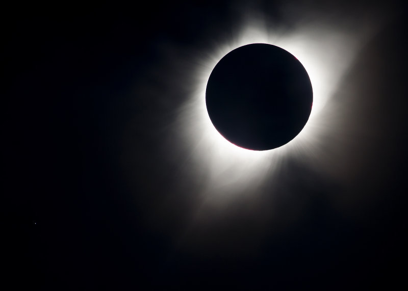 Total Solar Eclipse 2017 - Totality with Corona