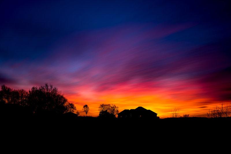 Sunrise Time Lapse