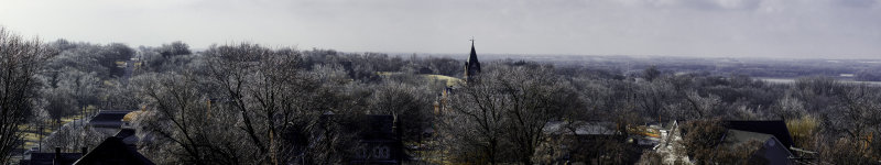 Icey Albany Panorama