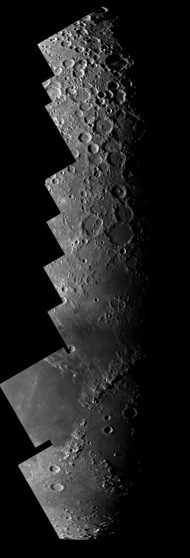 Epic Moon Mosaic